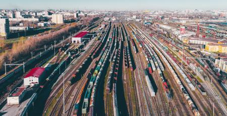 Развитие станции Ленинград-Сортировочный-Московский