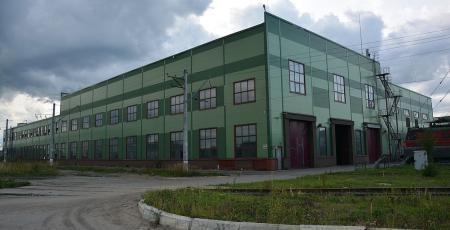 Реконструкция локомотивного депо на станции Волховстрой-I