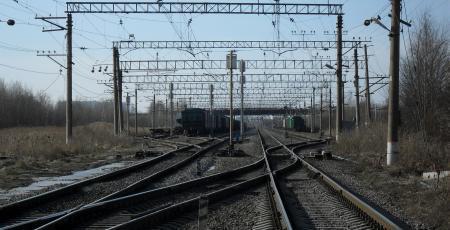 Оборудование автоблокировкой участка Рыбацкое — Купчинская
