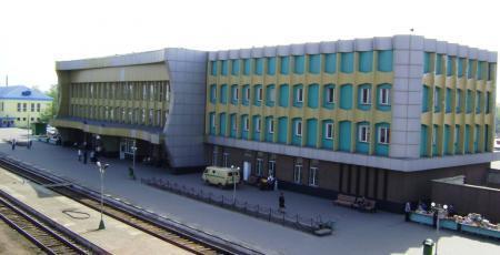 Железнодорожный узел Семипалатинск