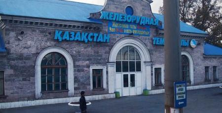 Устройства СЦБ и связи на станции Железорудная