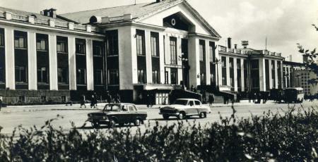 Станция Целиноград
