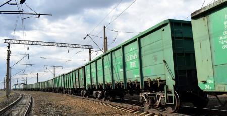 Вагоноремонтное депо на станции Экибастуз II