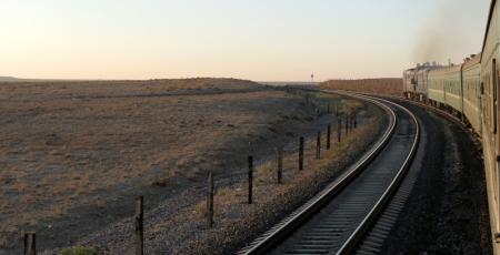 Железнодорожная линия Караганда — Карагайлы