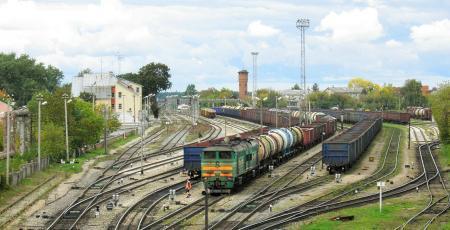 Реконструкция водоснабжения и канализации на станции Даугавпилс