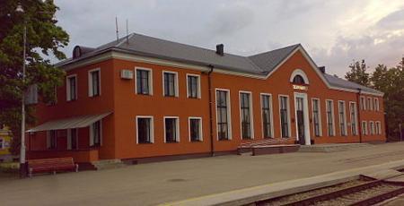 Реконструкция водоснабжения и канализации на станции Крустпилс