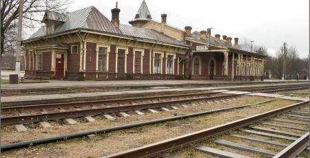 Вентспилсский железнодорожный узел
