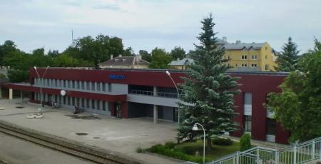 Вокзал Паневежис