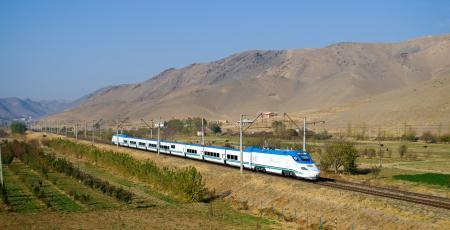 Ташкент — Самарканд