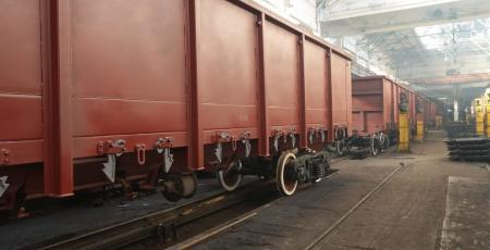 Попаснянский вагоноремонтный завод