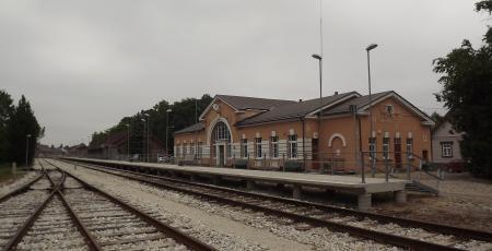Переустройство участка Лелле — Вильянди на колею 1520 мм
