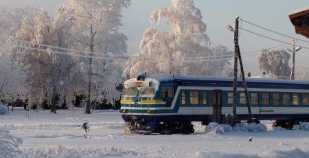 Путепровод по улице Рингтэе через железнодорожный путь Тарту — Печоры