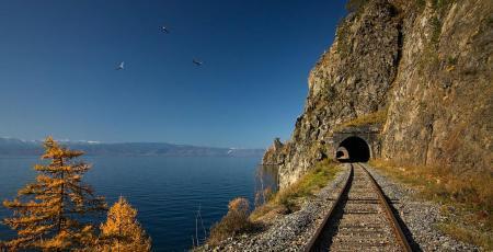 Генеральная схема мероприятий по защите Кругобайкальской железной дороги