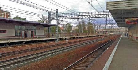 Станция Ховрино