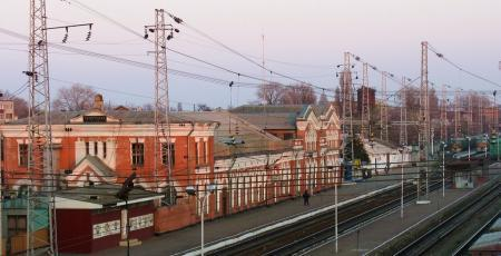 Станция Тихорецкая