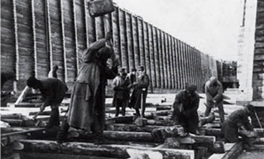 Железнодорожная линия Сталинград — Саратов — Свияжск