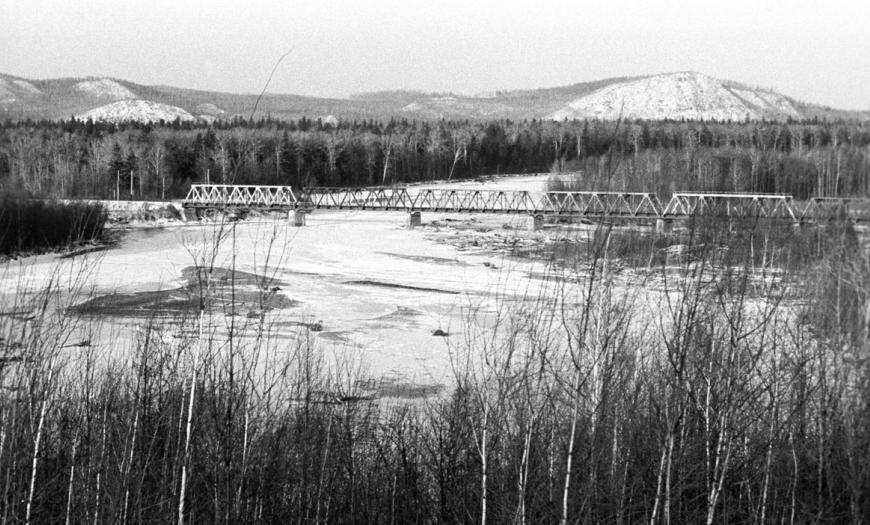 Железнодорожная линия Комсомольск-на-Амуре — Советская Гавань