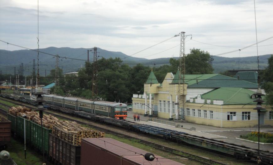 Железнодорожная линия Даубихе — Сучан