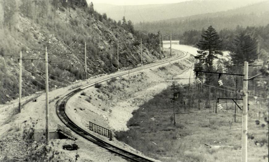 Железнодорожный участок Чара – Тында