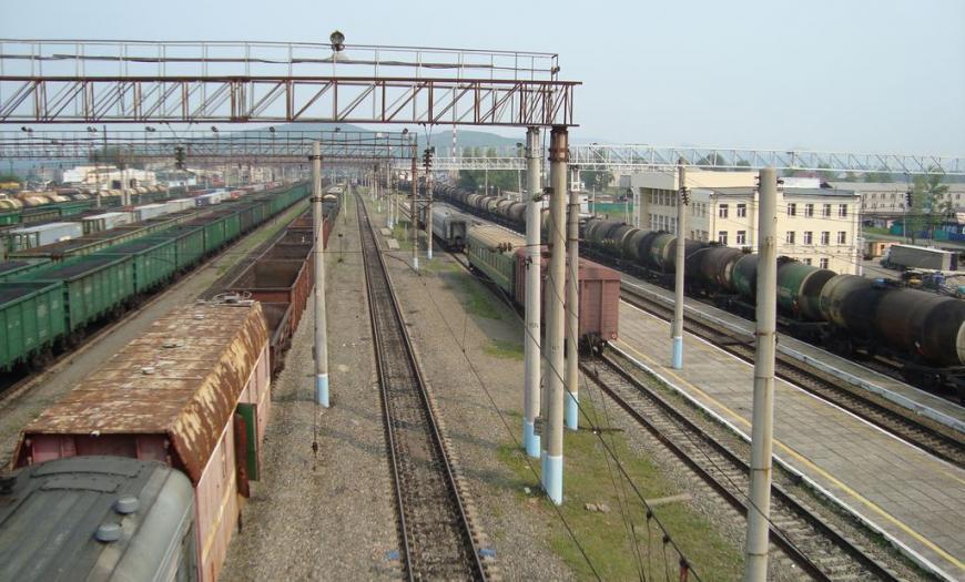 Реконструкция станции Могоча Забайкальской железной дороги