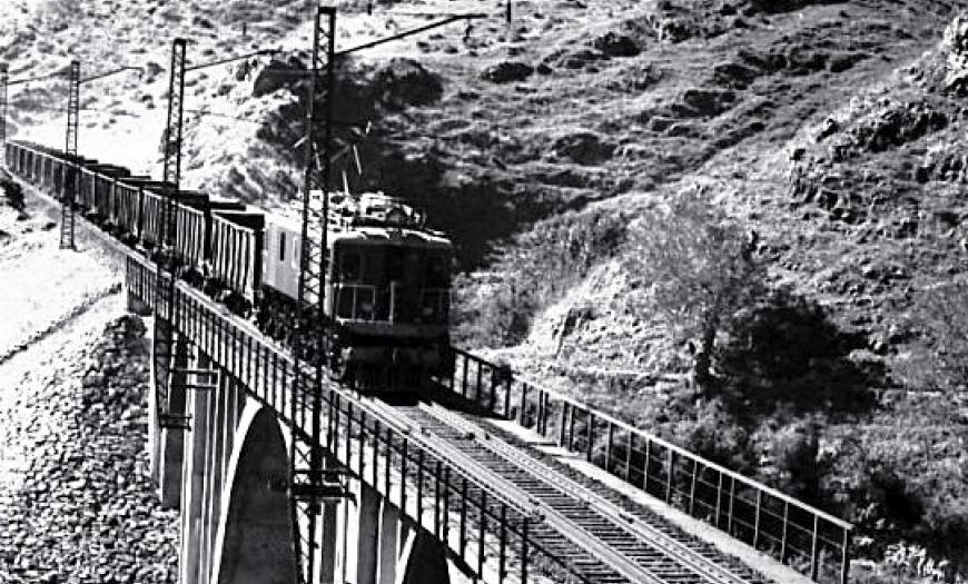 Железнодорожная линия Кировабад — Дашкесан
