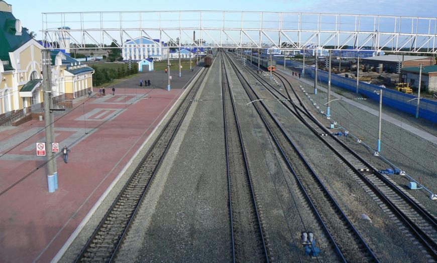Железнодорожная линия Камень-на-Оби — Карасук — Иртышское