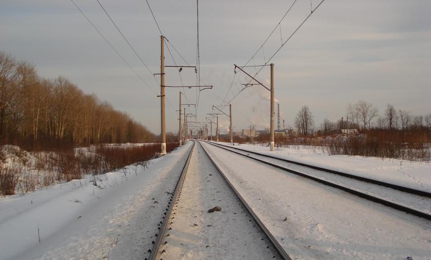 Вторые пути на железнодорожной линии Волховстрой —  Петрозаводск — Беломорск — Апатиты — Мурманск