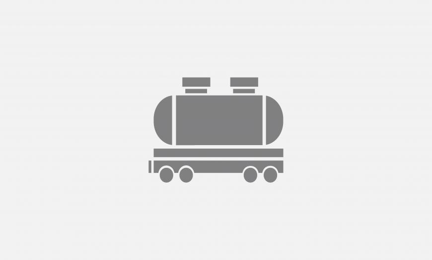 Железнодорожный транспорт терминала химических грузов
