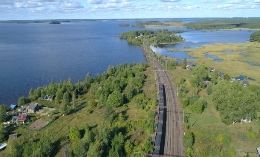 Железнодорожная магистраль Волховстрой — Мурманск
